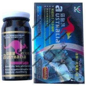 Australia Kangaroo Essence Sex Pills