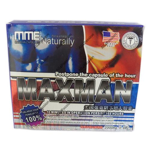 Maxman 100%