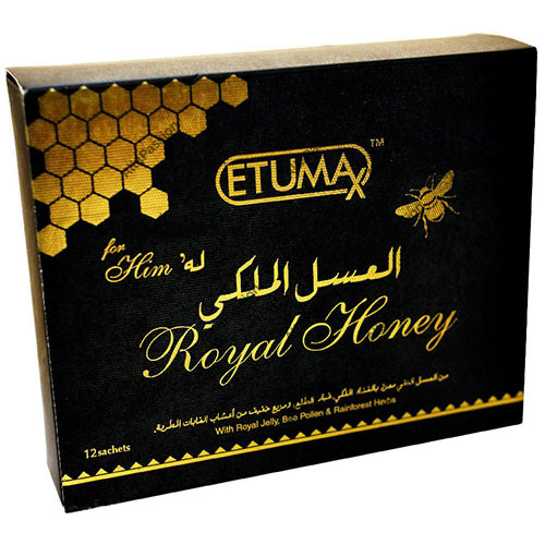 Etumax Royal Honey
