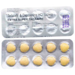 Extra Super Tadarise (tadalafil + dapoxetina)
