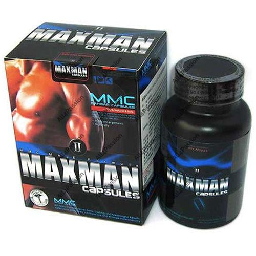 Maxman II