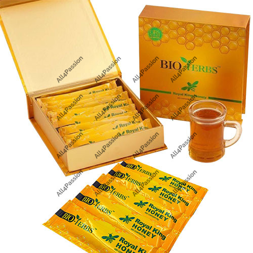 Royal King Honey Bio-Herbs