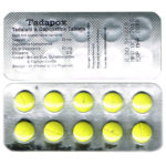 Tadapox (tadalafil + dapoxetine)