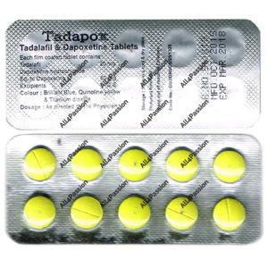 Tadapox (tadalafil + dapoxetina)