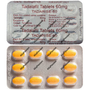 Tadarise-60 mg (tadalafil)
