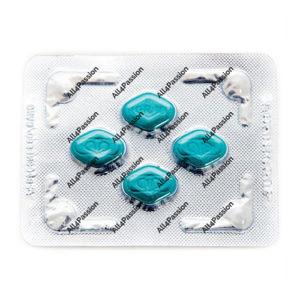 Kamagra 100 mg (Sildenafil Citrat)