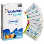 Kamagra Oral Jelly 100 mg (Sildenafil Citrat)