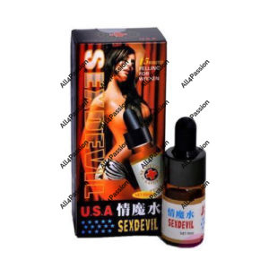 Sex Devil Female Sex Drops