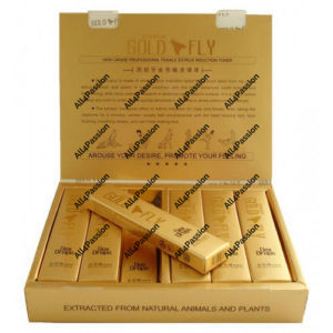 Spanish Gold Fly Gouttes De Sexe