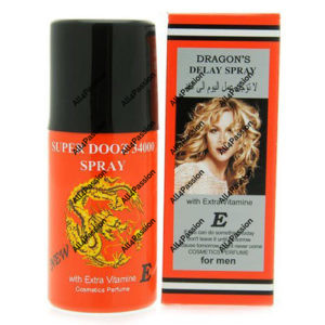 Super Dooz 34000 Dragons Delay Spray