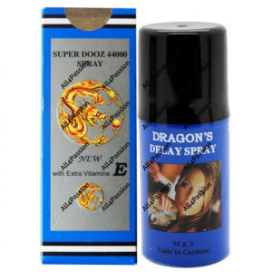 Super Dooz 44000 Dragons Delay Spray