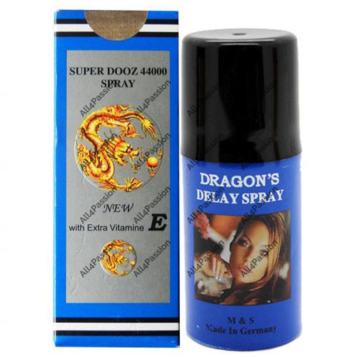 Super Dooz 44000 Dragons Delay Spray