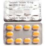 Tadarise-10 mg (tadalafil)