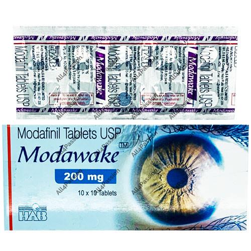 Modawake 200 mg (modafinil)