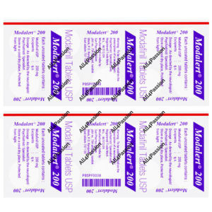 Modalert 200 mg (modafinilo)