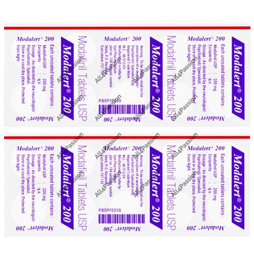 Modalert 200 mg (modafinil)