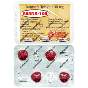 Avana-100 mg (Avanafil)