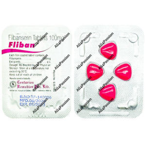 Fliban 100 mg (Flibanserin)