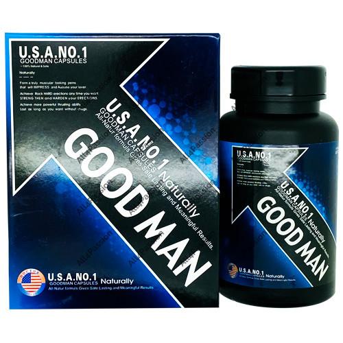 Good Man U.S.A. No.1