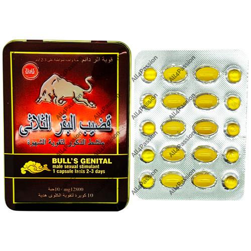 Bull's Genital